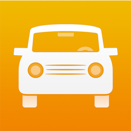 Ícone do app Mileage Log+  Trip Log Tracker