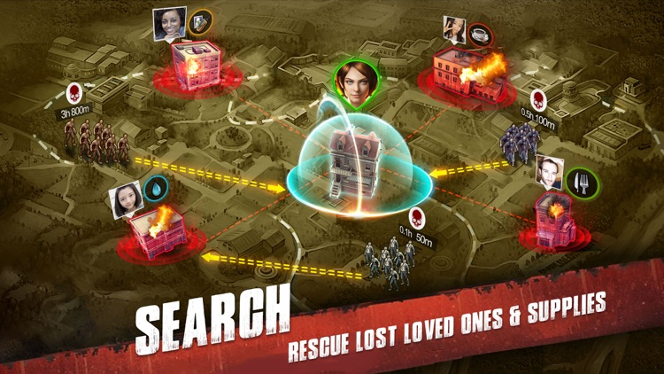 Zombie War: Apocalypse screenshot-3