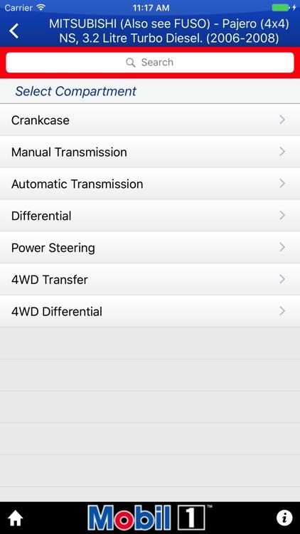 NetLube Mobil Australia screenshot-3