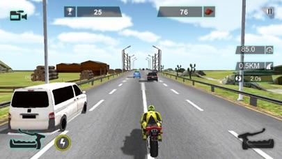 Highway Speed Bike Racerのおすすめ画像1