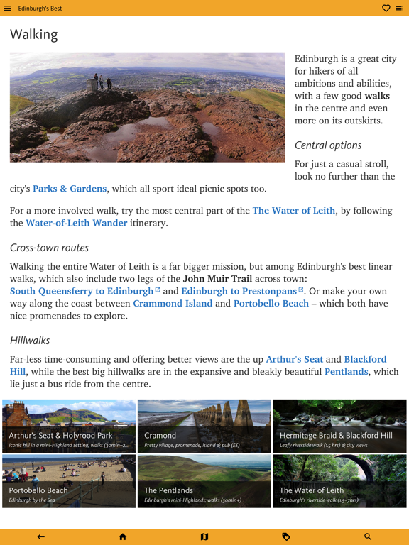 Edinburgh's Best: Travel Guide screenshot 14