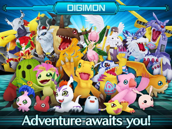DigimonLinks screenshot 14