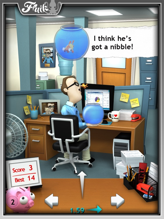 Office Jerk for iPad screenshot-4