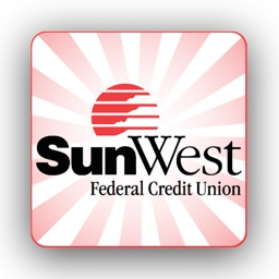 SunWest FCU Mobile Banking for iPad