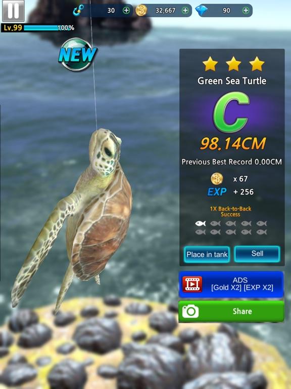Monster Fishing 2019 screenshot 14