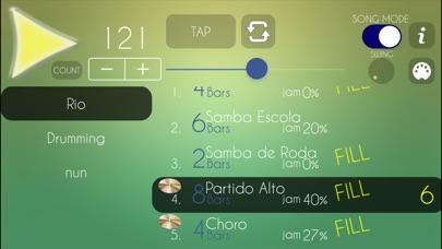 Brazilian Drum Machine Screenshot 4