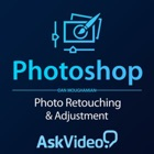 Photo Retouching & Adjustment icon