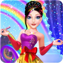 Sweet Candy Girl Beauty Makeup