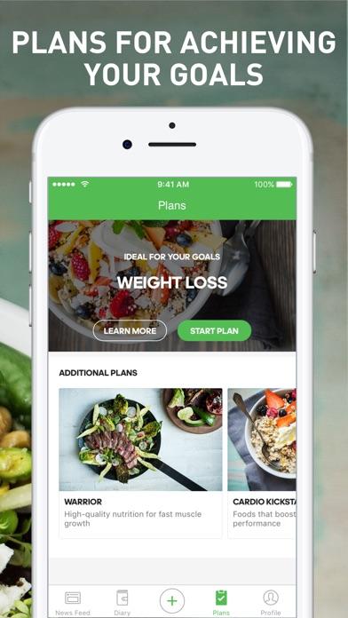 Runtastic Balance Food Tracker screenshot 4