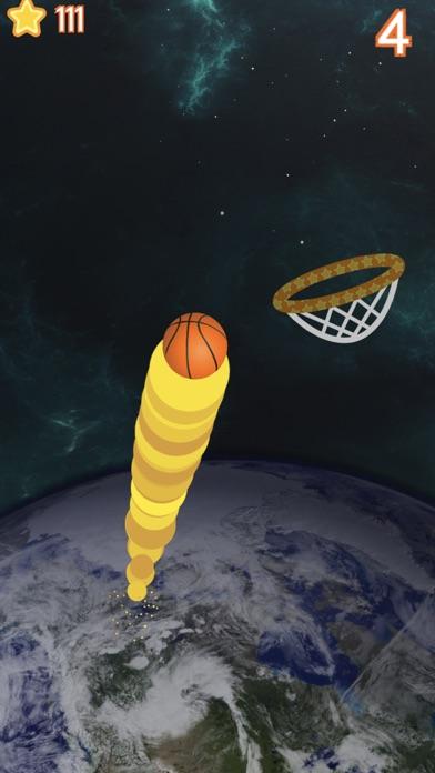 Basketball hight in the sky Screenshot 2