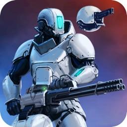 CyberSphere: Sci-Fi Shooter