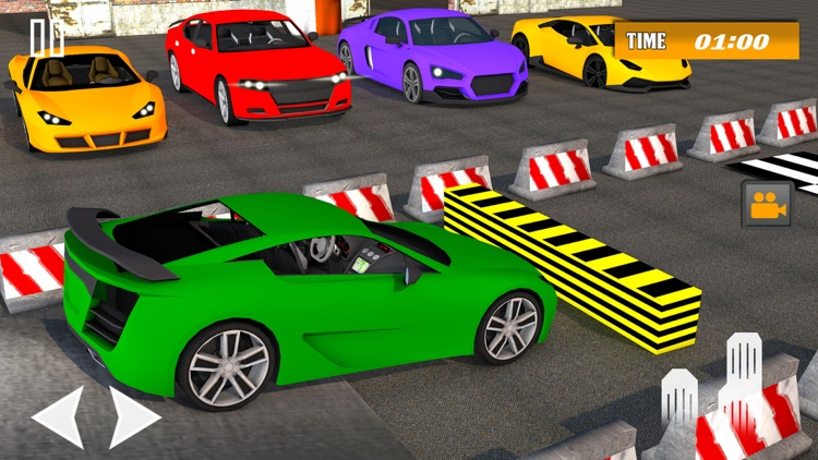 Car Parking Driving Sim 2017 screenshot-4