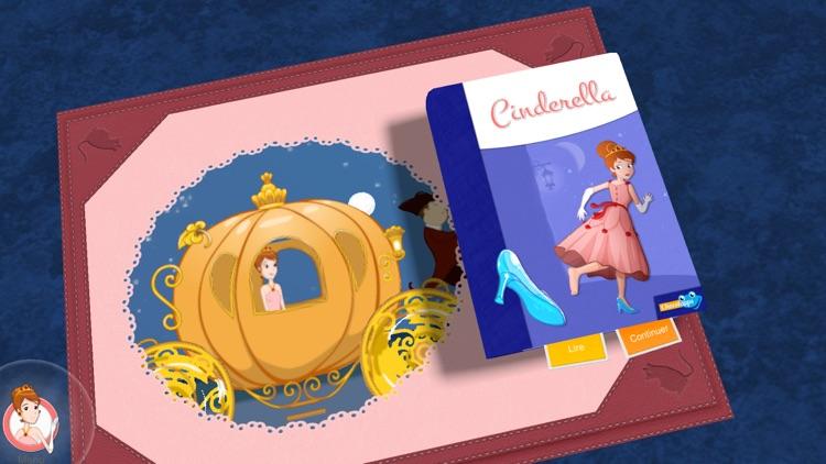 Cinderella by Chocolapps