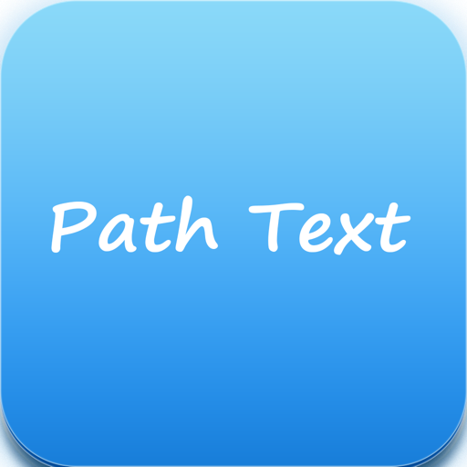 Path Text
