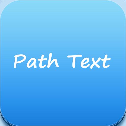 Path Text