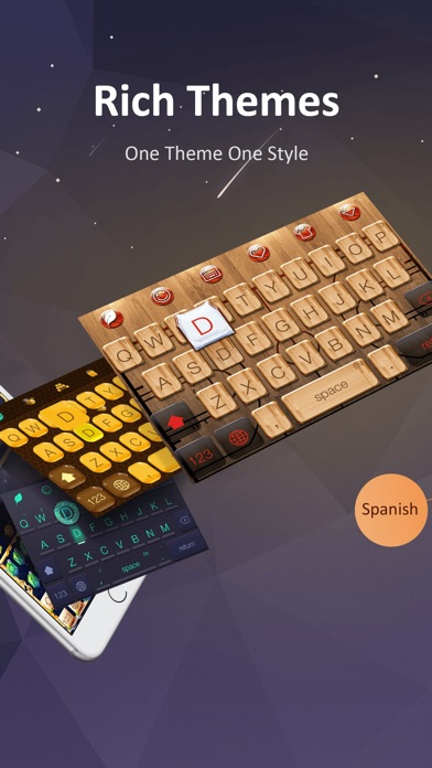 GO Keyboard-Emojis&Cool Themes for Windows