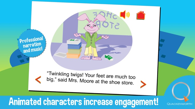 Learn to Read: Rhyme Stories screenshot-3