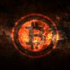 Kathleen Gallagher Mody - Bitcoin Miner CPU (BTC) Gold アートワーク
