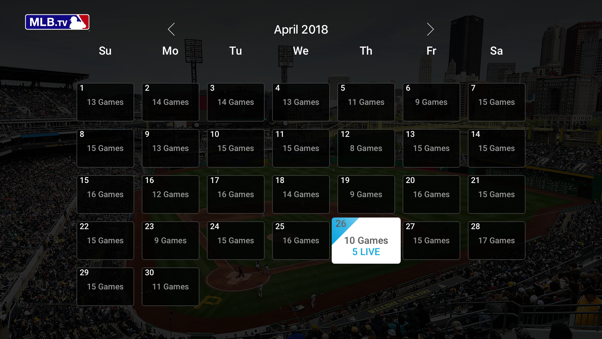 MLB At Bat screenshot 24