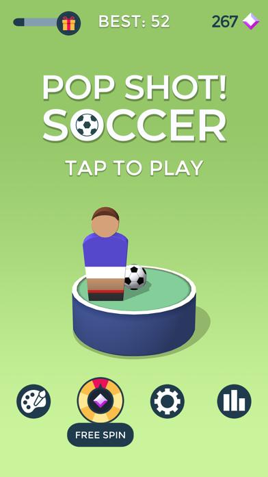 Pop Shot! Soccer screenshot 5