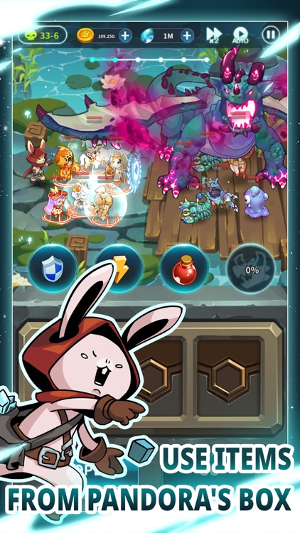 Rabbit in the moon screenshot-1