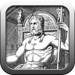Greek Gods Pocket Reference