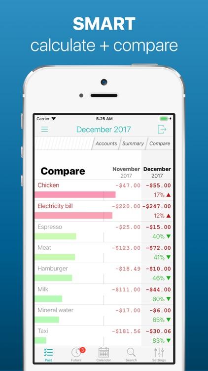 Frugi - Home Budget screenshot-3