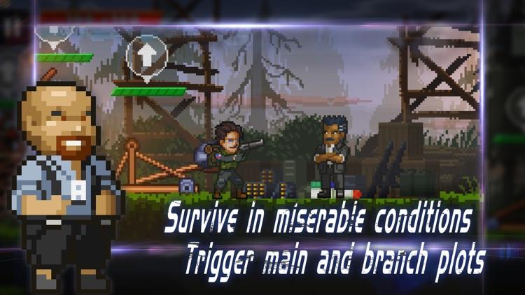 Escape Zombie Land screenshot-3