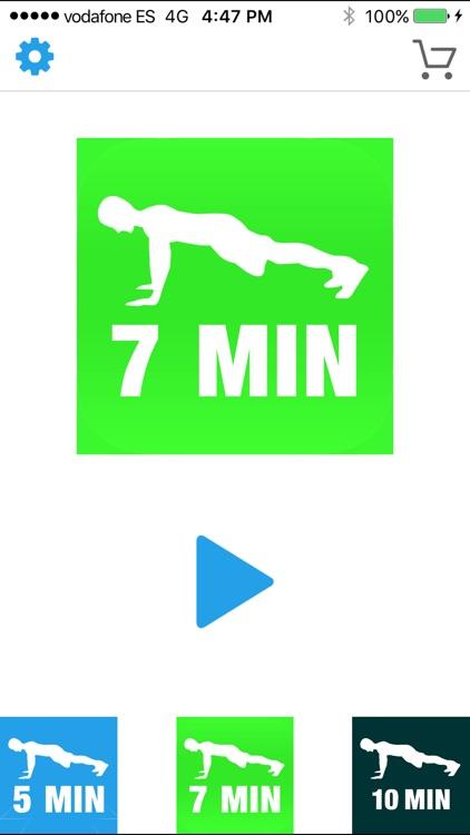 5 Minute Plank Calisthenics screenshot-3
