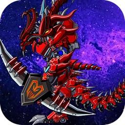 恐龙机器人大战铠甲金刚