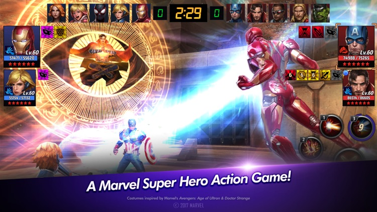 MARVEL Future Fight screenshot-0