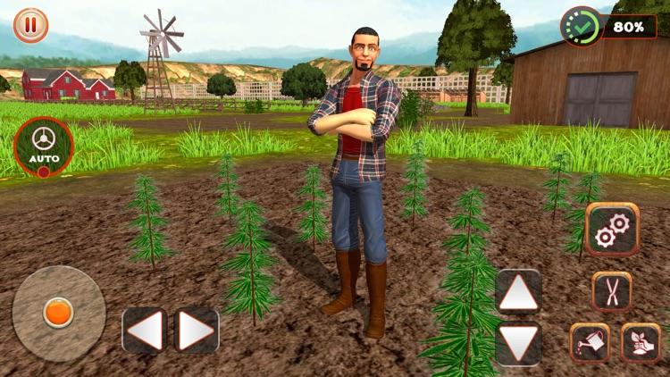 Weed Farming Game 2018 screenshot-3