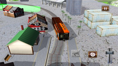 Escape Crazy Train Simulator screenshot one