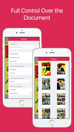 free iphone comic book reader app