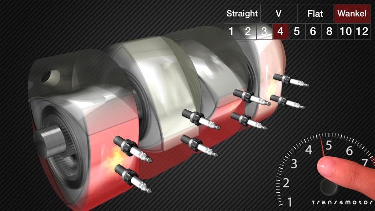 Trans4motor - Engine Simulator screenshot-3