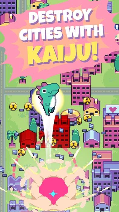 Kaiju Rush screenshot 1