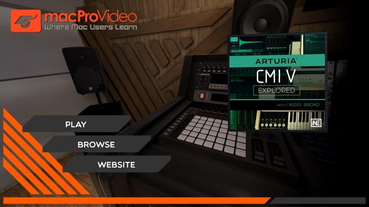 CMI V Course For Arturia V 104 screenshot-0