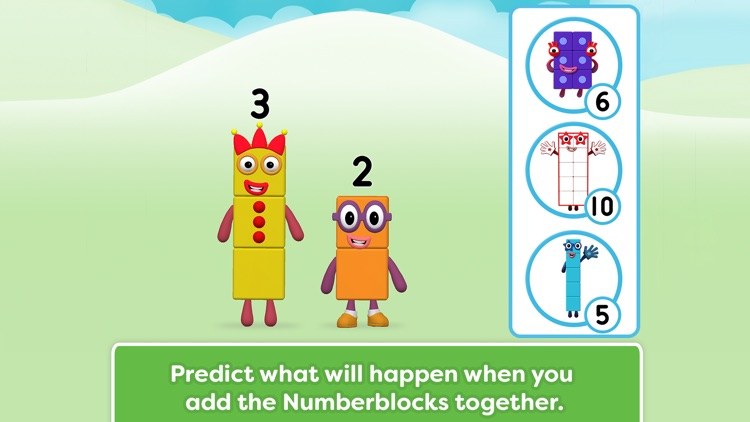 Numberblocks Hide and Seek screenshot-3