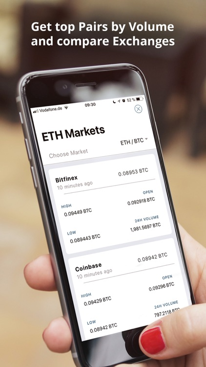 CoinViewer: Cryptocurrencies screenshot-5
