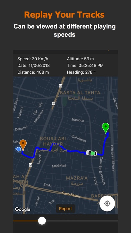 Track Me GPS screenshot-2