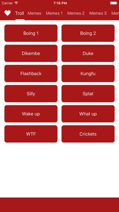 Voice Chat Troll Soundboard ! screenshot one