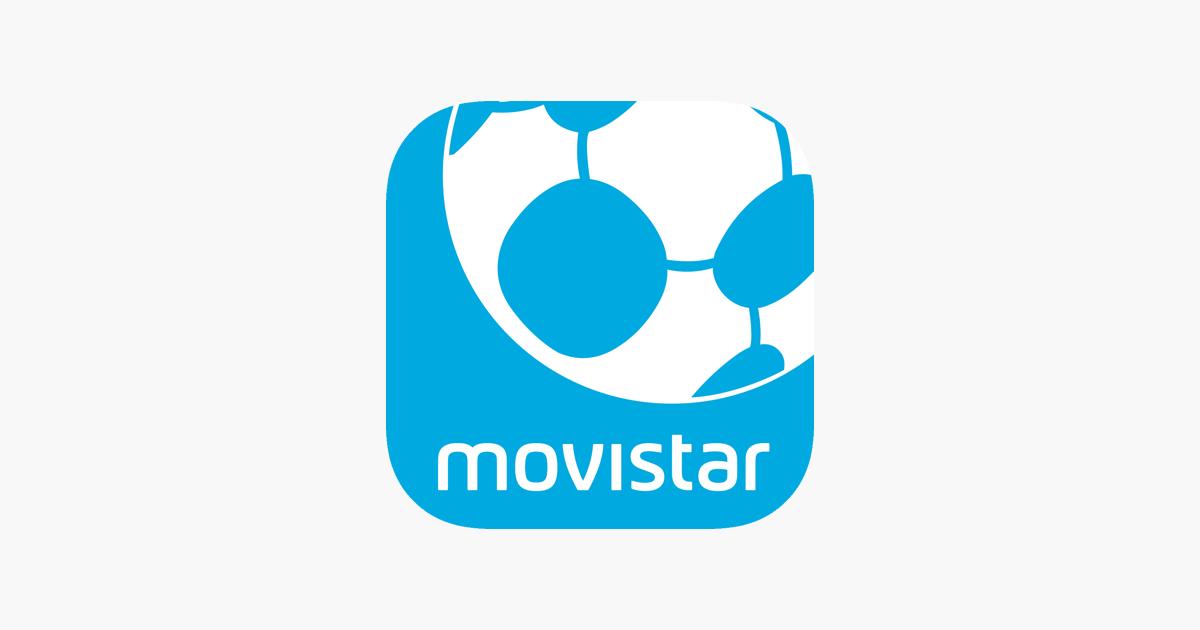 f tbol movistar on the app store. Black Bedroom Furniture Sets. Home Design Ideas