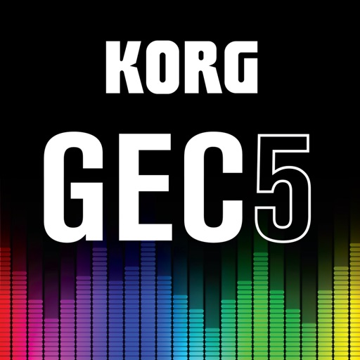 KORG GEC5 Controller