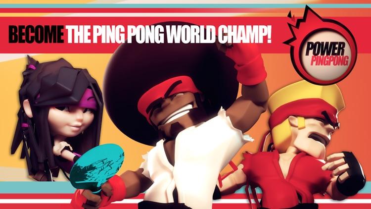 Power Ping Pong screenshot-4