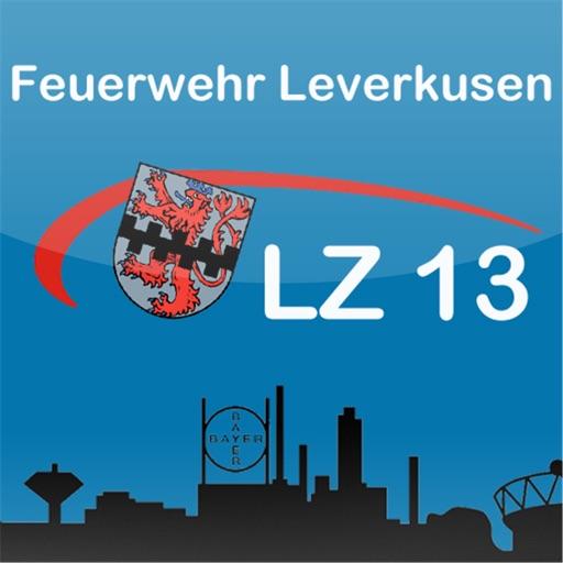 Feuerwehr Leverkusen LZ13