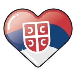 SerbMoji - Serbian Stickers