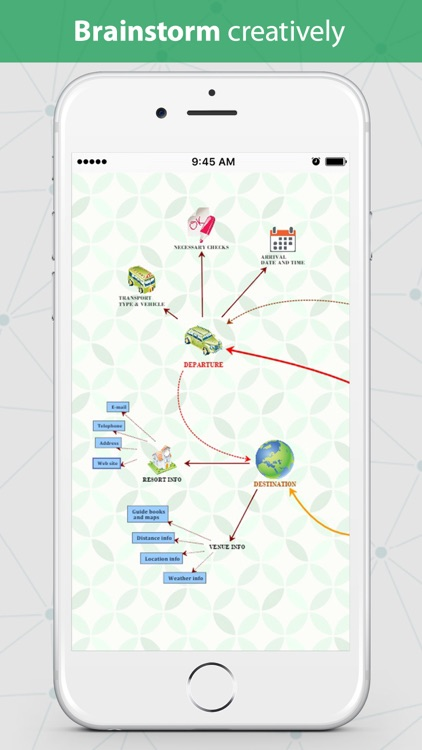 iMindQ – Stylish Mind Mapping and Brainstorming