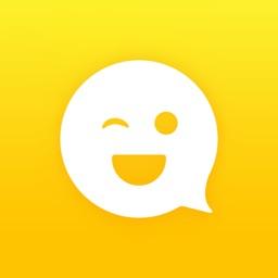 Mojishot - The Human Avatar Emojis, GIFs and Stick