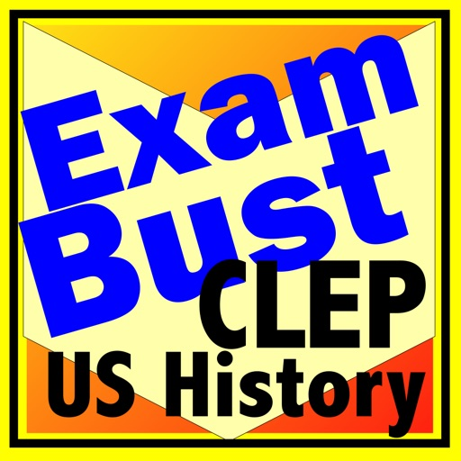 CLEP U.S. History Prep Flashcards Exambusters