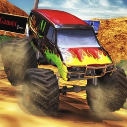 Mad Monster Truck Extreme Stunt